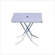 접철 사각 테이블